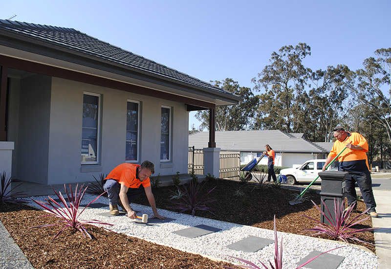 Gardening Landscaping Hunter Valley