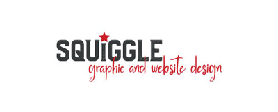 Squiggle graphic design