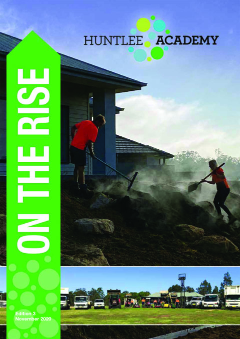 Cover of On The Rise